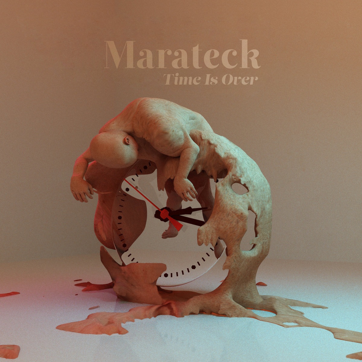 Marateck - Time is Over Dad and Sons Records (2017) composer and guitar, all tracks