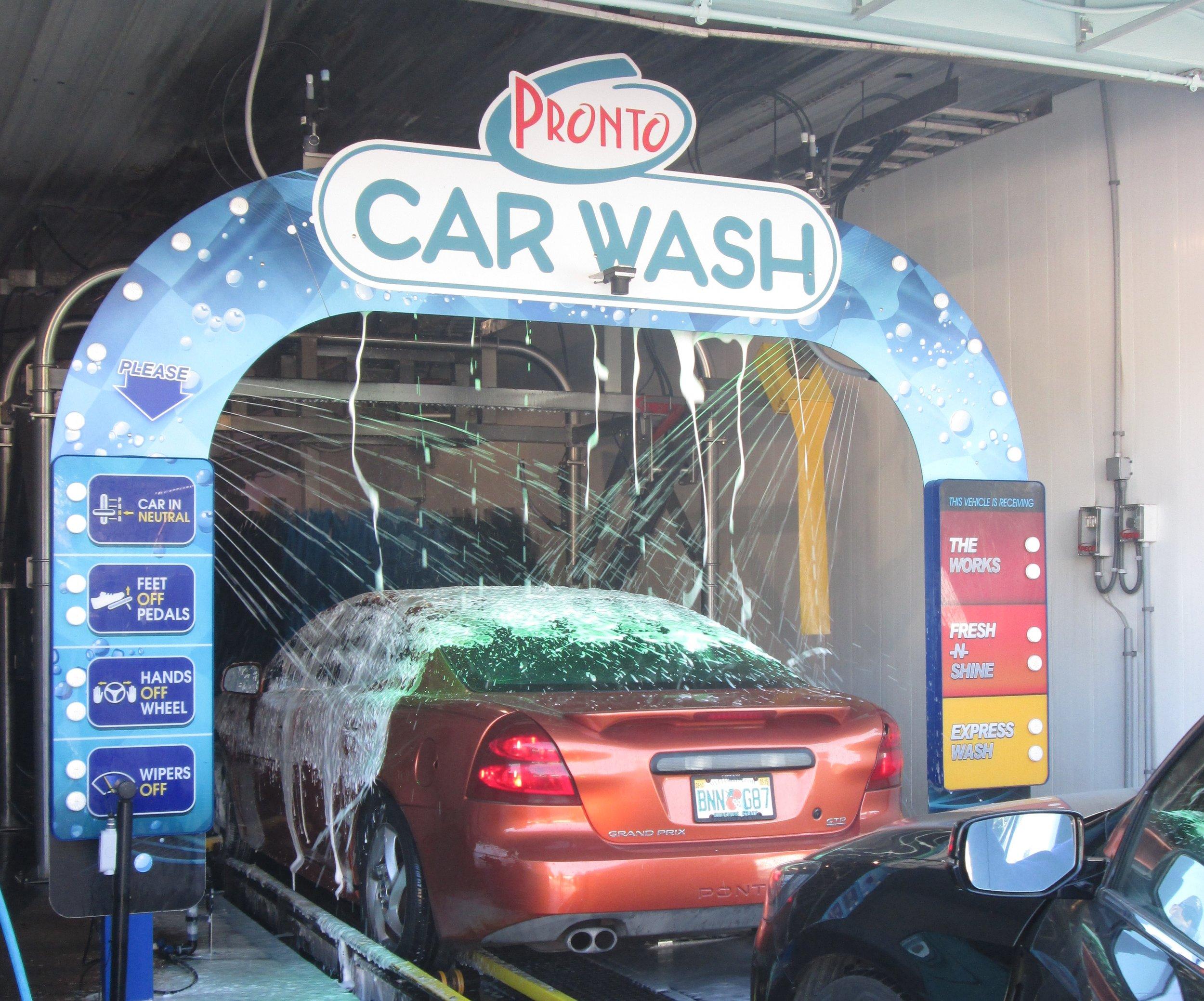 Pronto Express Wash