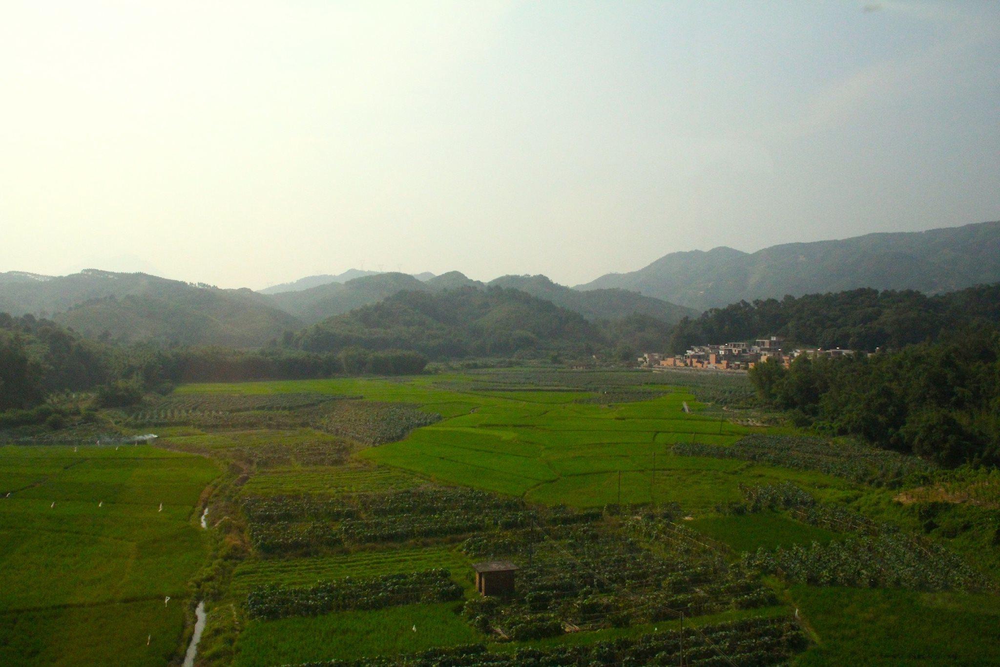 Hunan province.