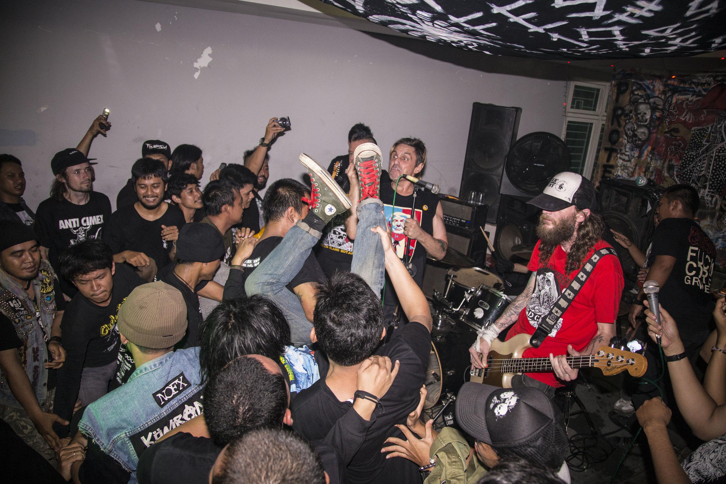 MDC at Ponti Fest Jakarta