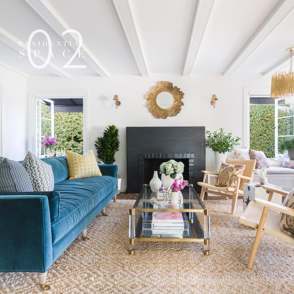 ©2018 Alyssa Rosenheck. Taylor Anne Interiors, Interior Design in Santa Barbara, CA with A Branding Co