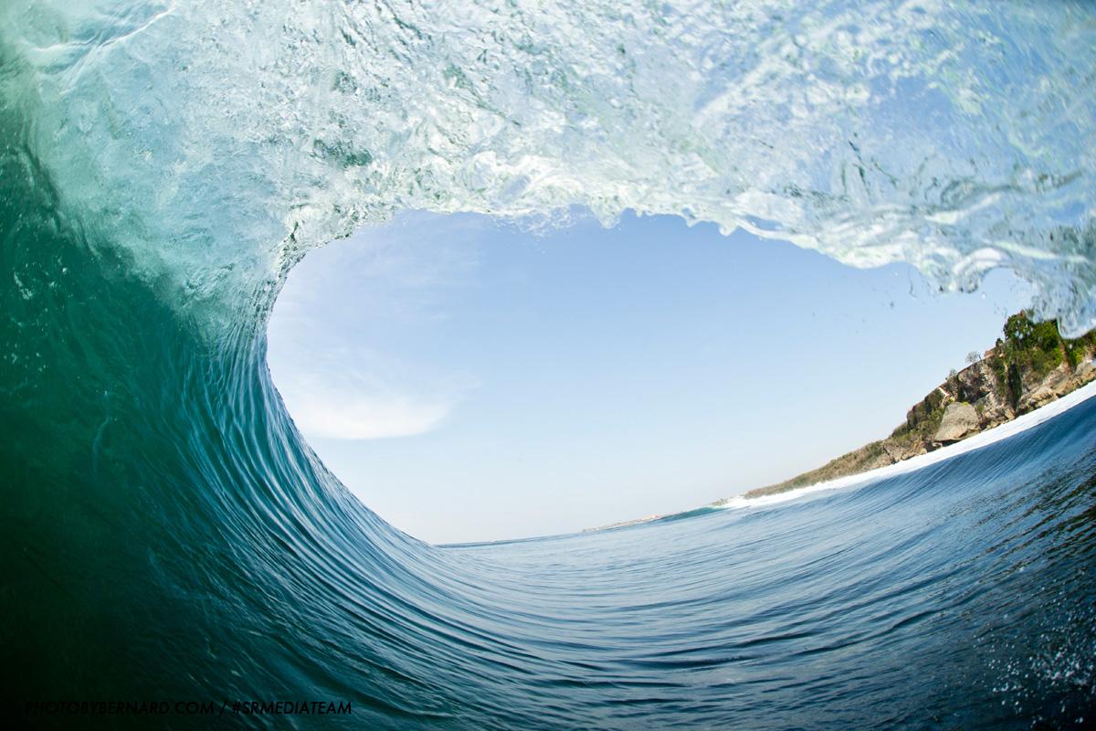 Indonesian surf