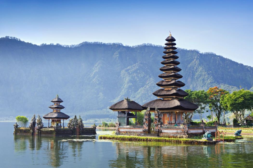 Balinese templte