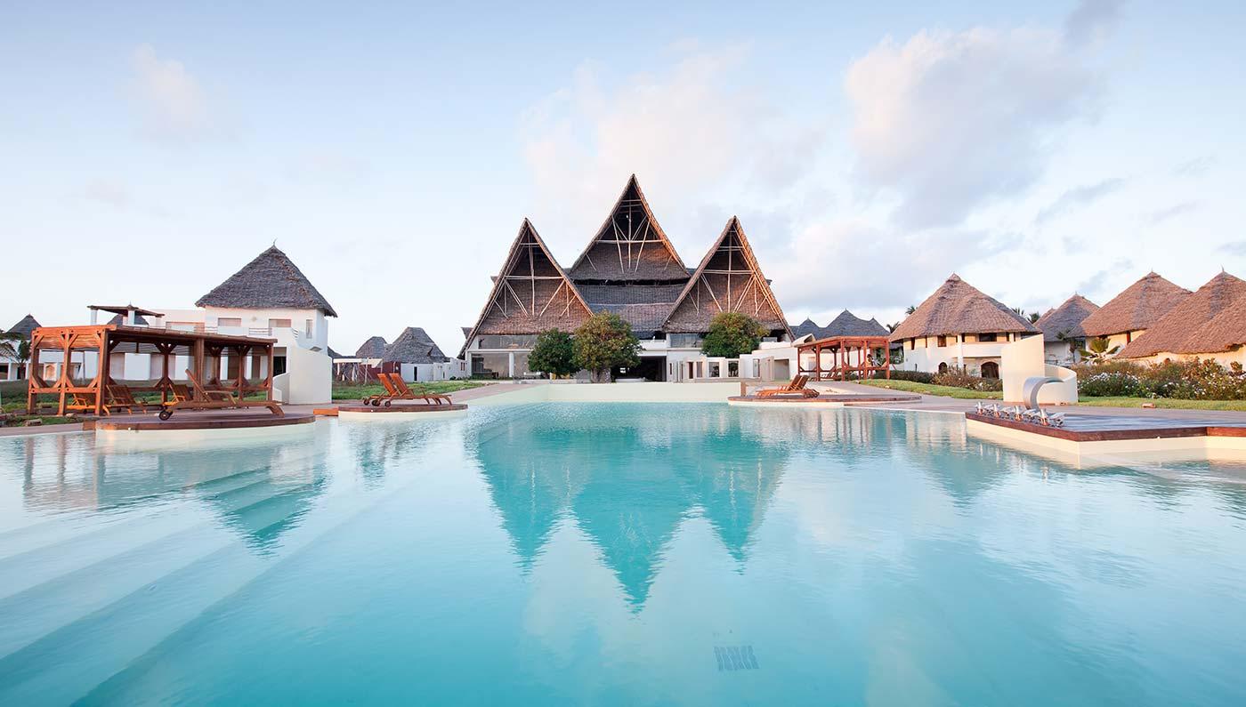 Resort in Zalu, Zanzibar
