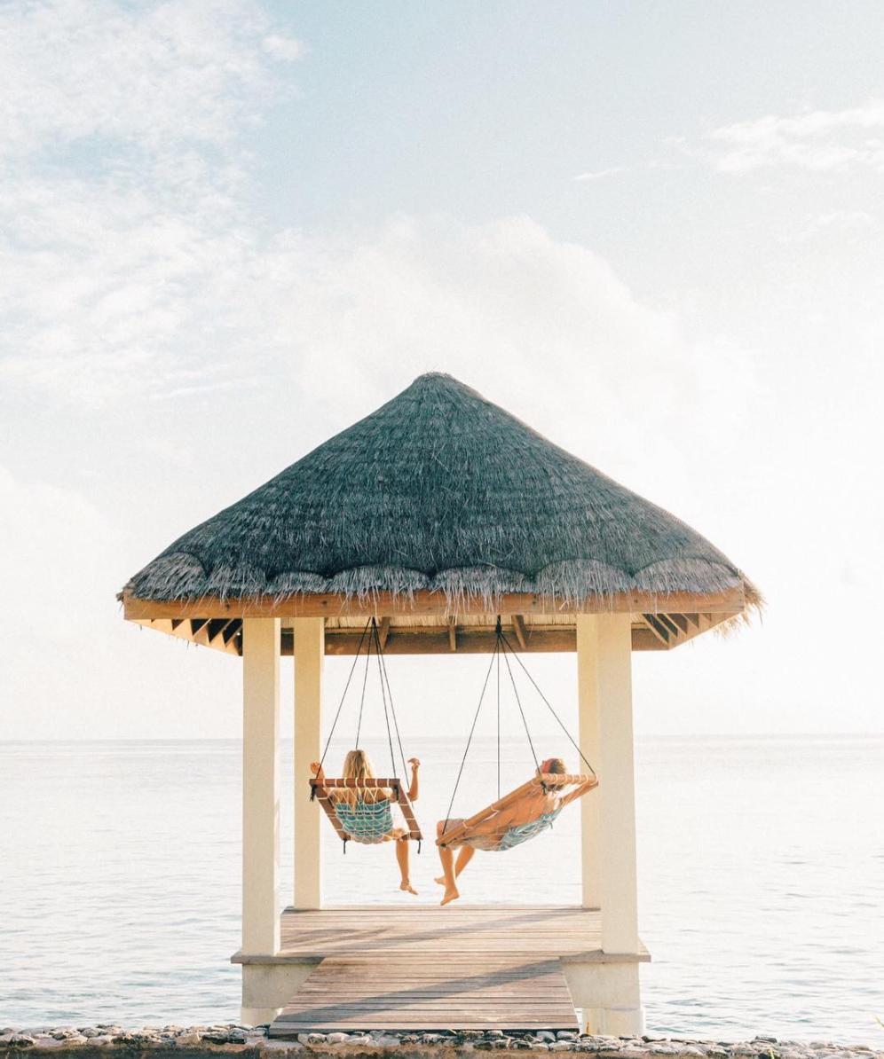 Resort life   via Gypsea Lust