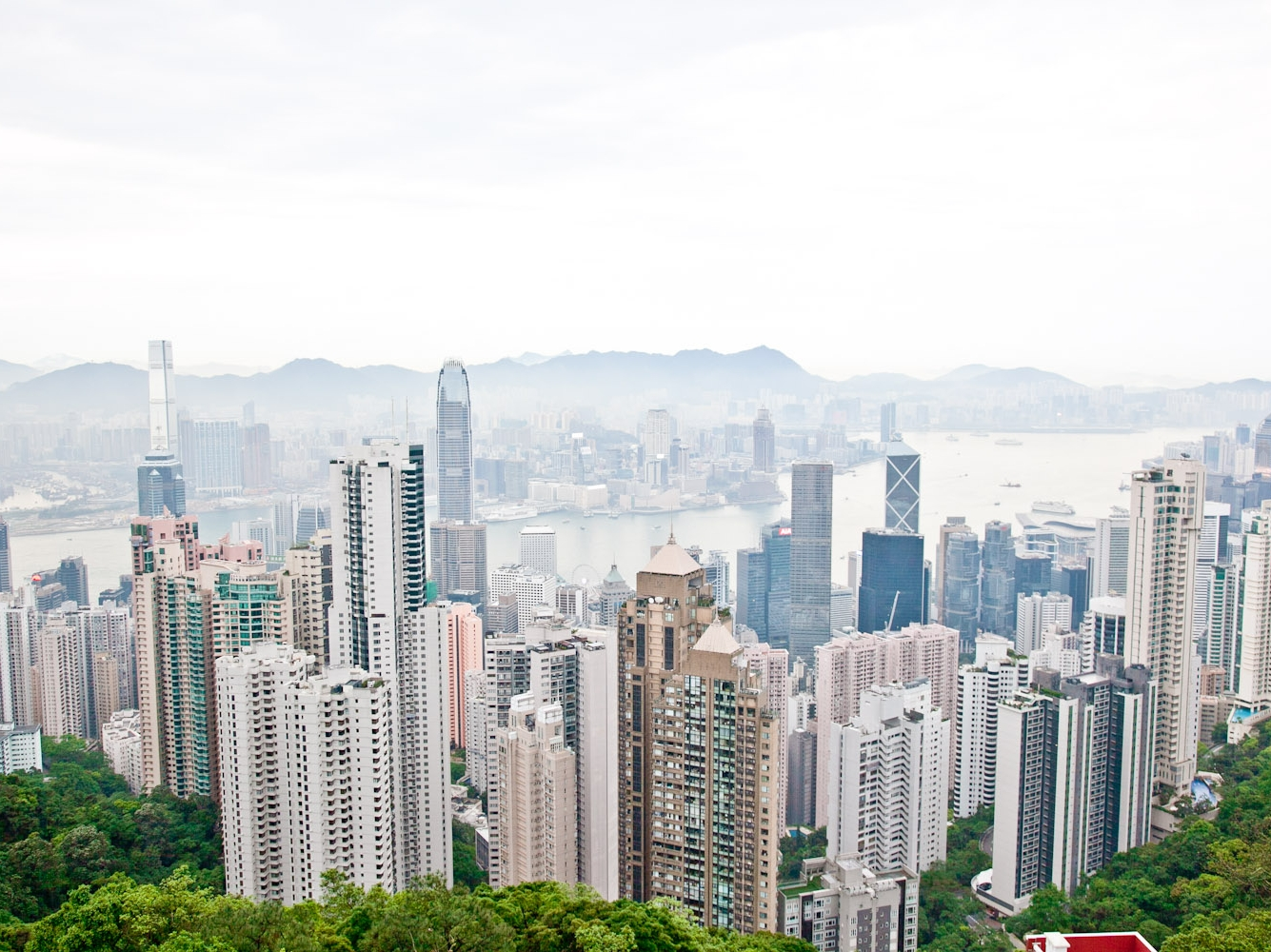 Hong Kong - Known for it's idyllic harbor and towering skyline, nestled against the backdrop of the evergreen Victoria Peak, Hong Kong is easily one of the most bustling and vibrant cities in the world.