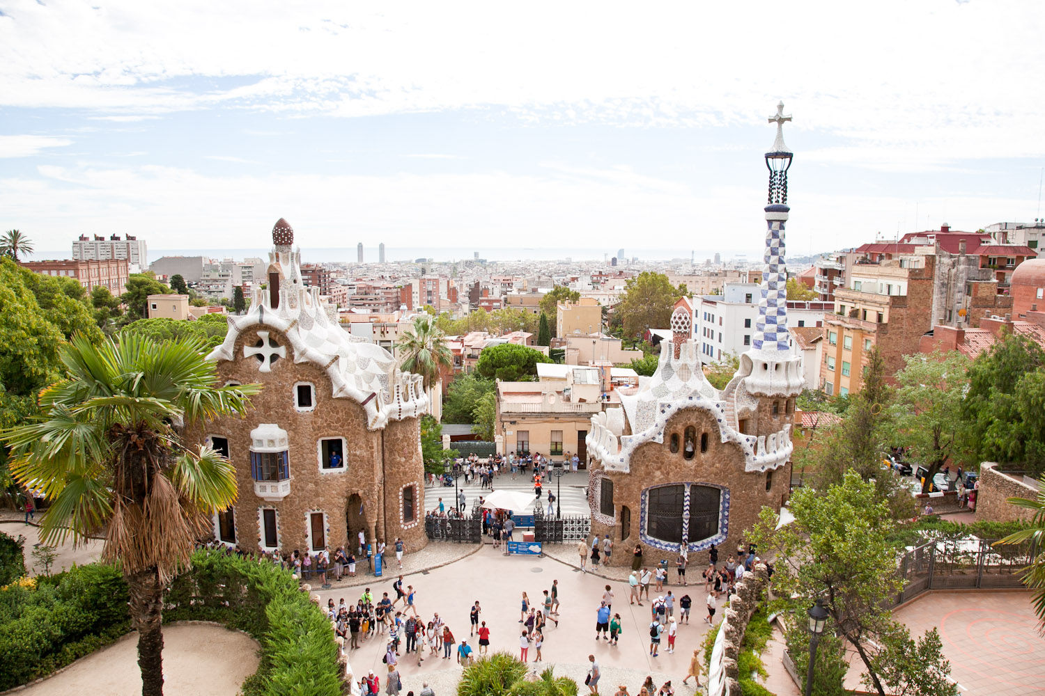 Barcelona - As the second largest city in Spain, Barcelona is an epicenter of activity and culture. This beautiful city is packed with outdoor markets, shops, museums, churches and top restaurants. There is plenty to see in each of city's six districts.