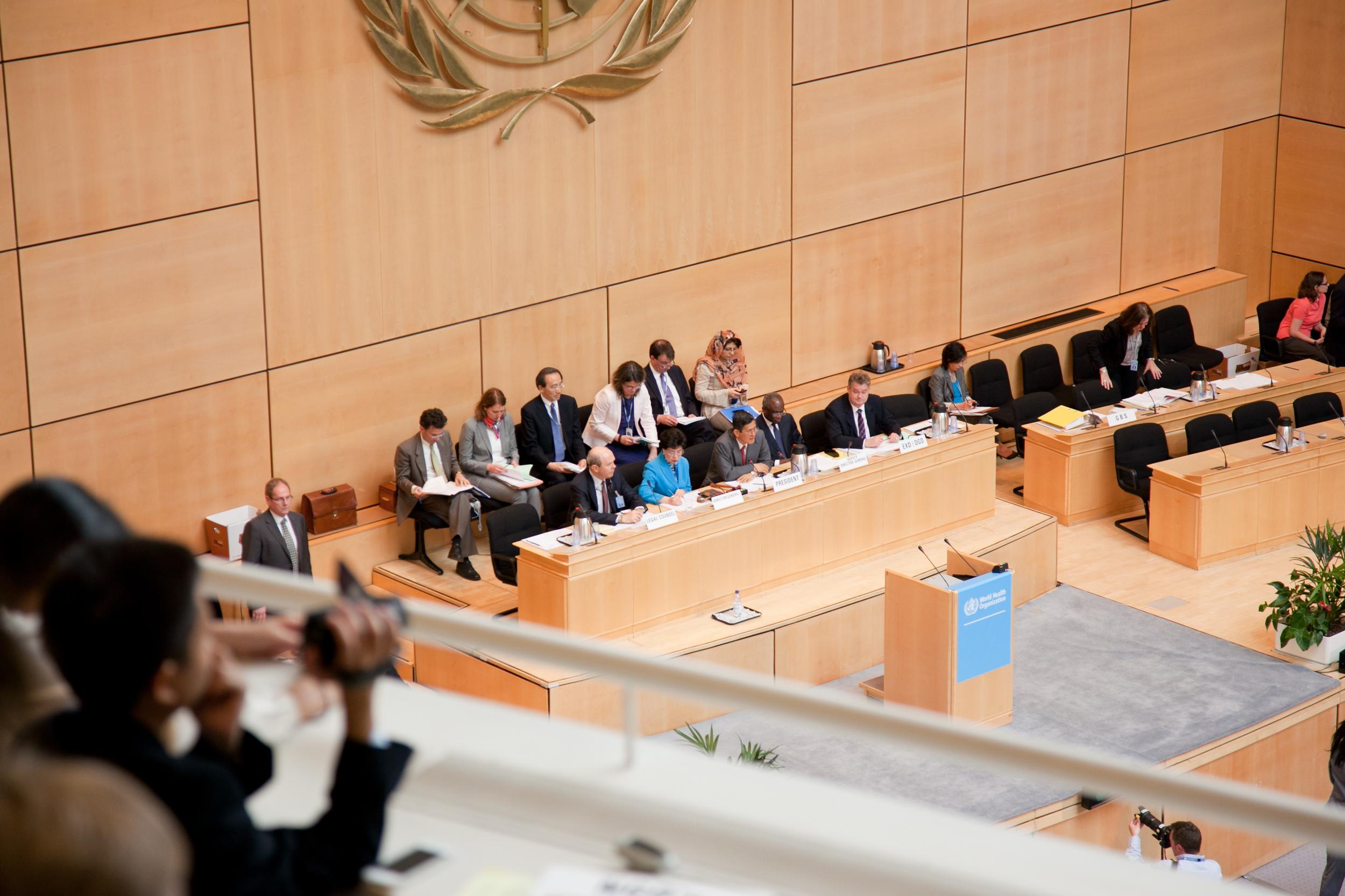 World Health Assembly -