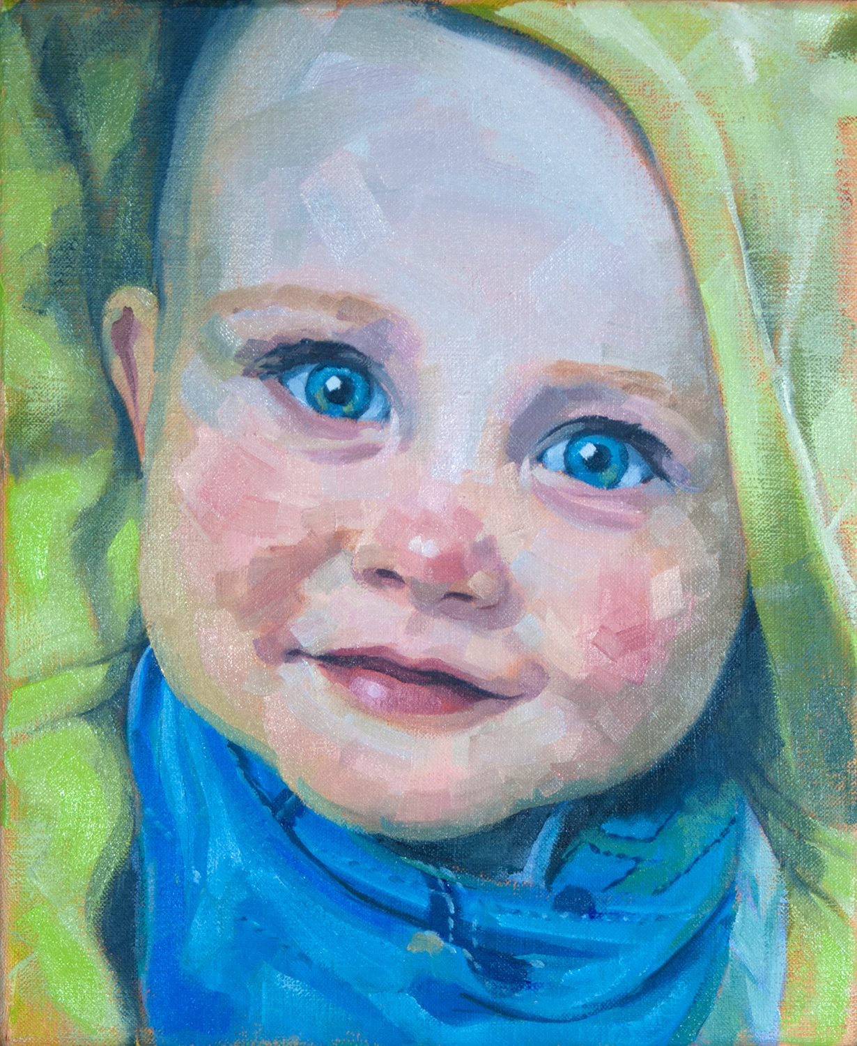 Baby Toby by Rob Lunn