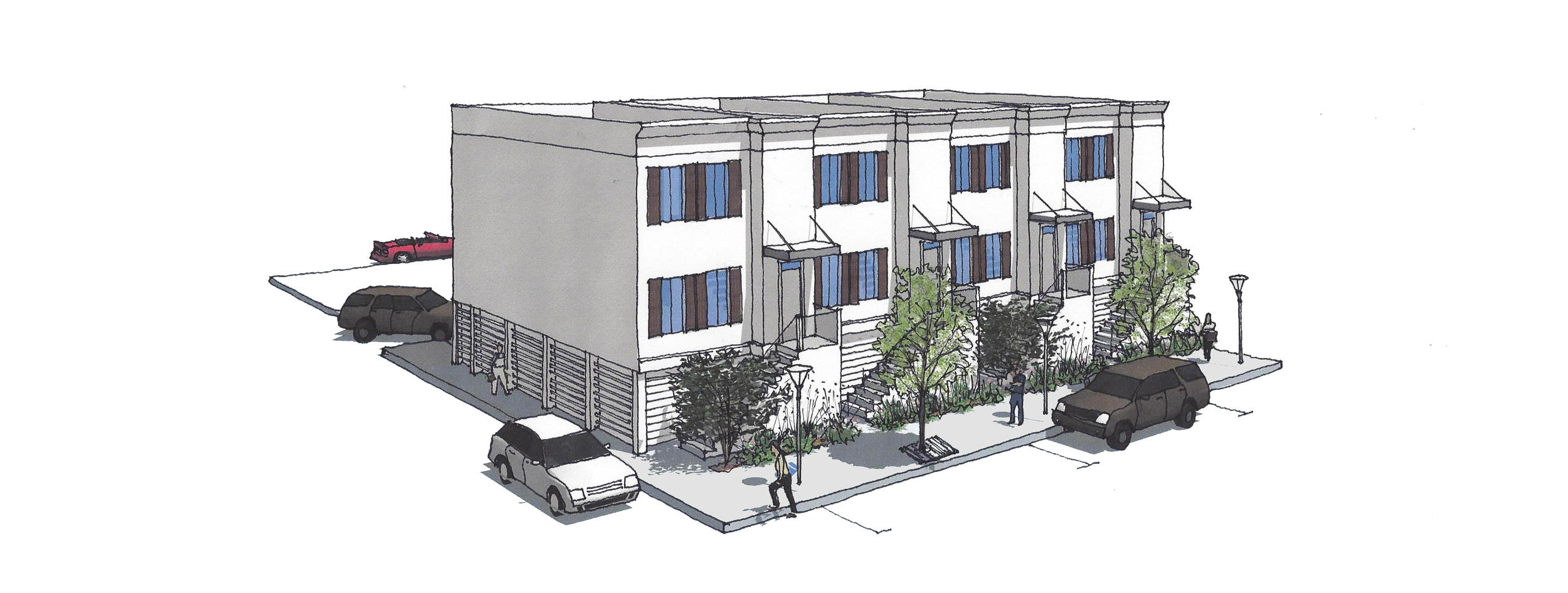 Lot3_townhome withparking under.png