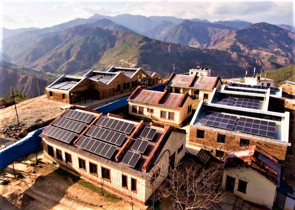 Bayalpata Hospital 100 kWp Project