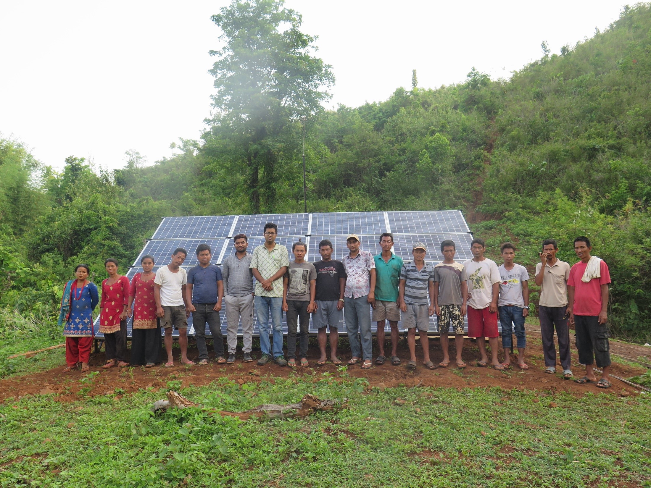 Sindhuli SWP Project