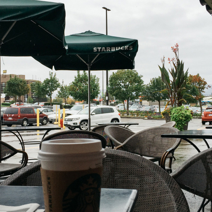5050 Travelog came about over a cup a coffee at Starbucks