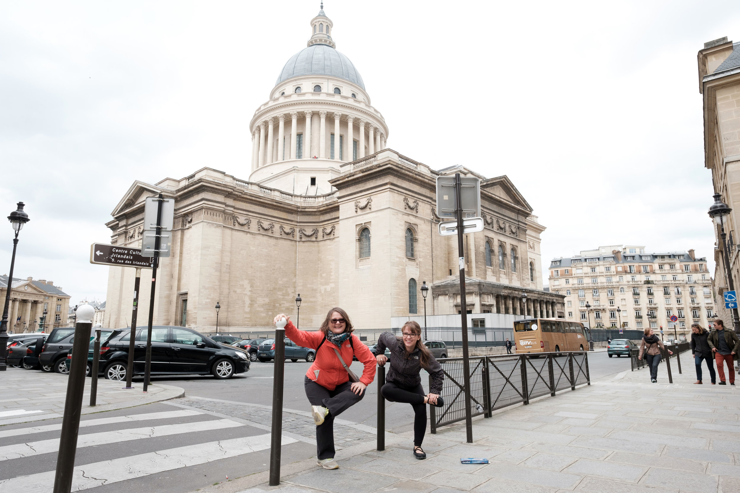 33,000 steps in Paris in one day meant stretching was a necessity   FUJIFILM X-Pro2,    XF 14mm f/2.8 R