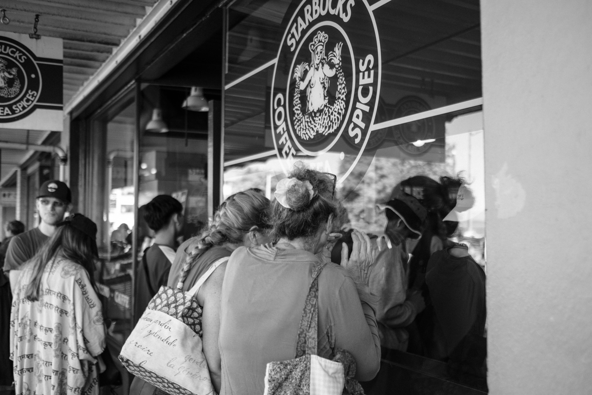 Starbucks 1912 at Pike Place Market in Seattle