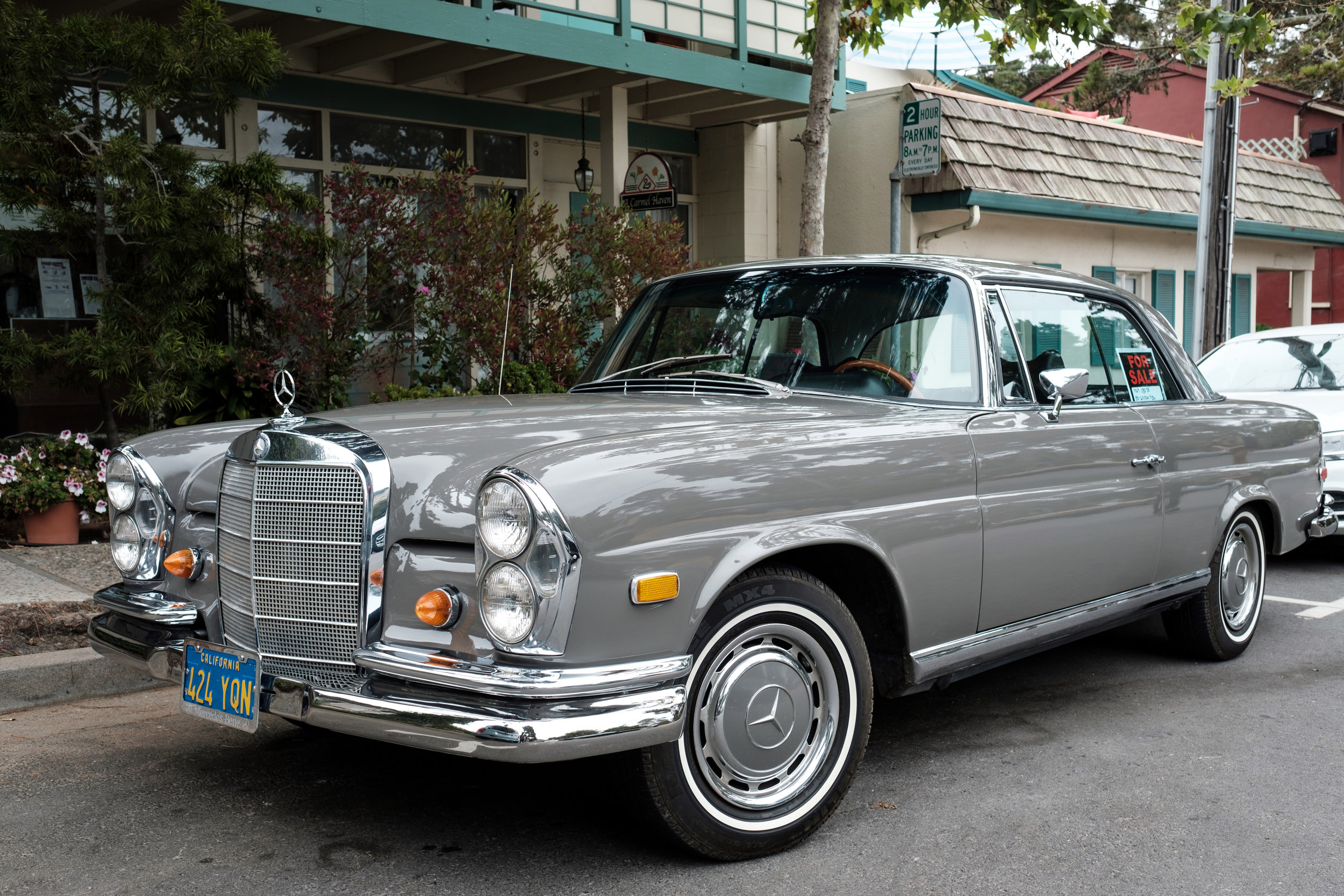 1969 Mercedes Coupe