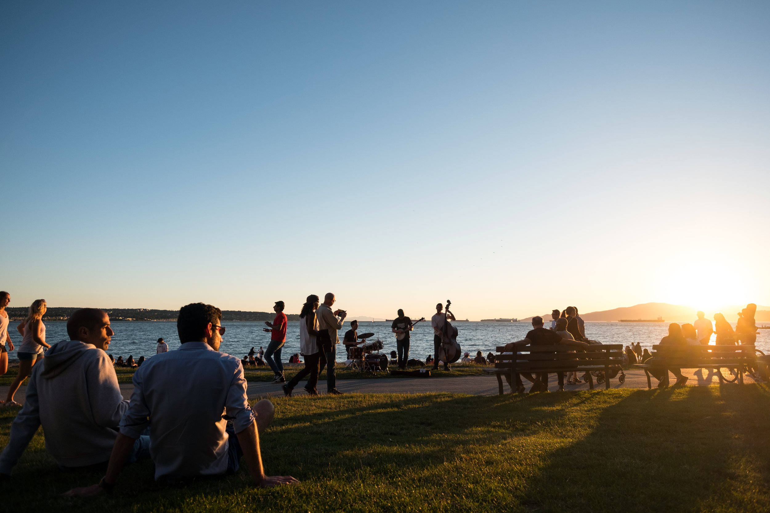 X-Pro2,    XF 14mm f/2.8     - Welcome to English Bay - June