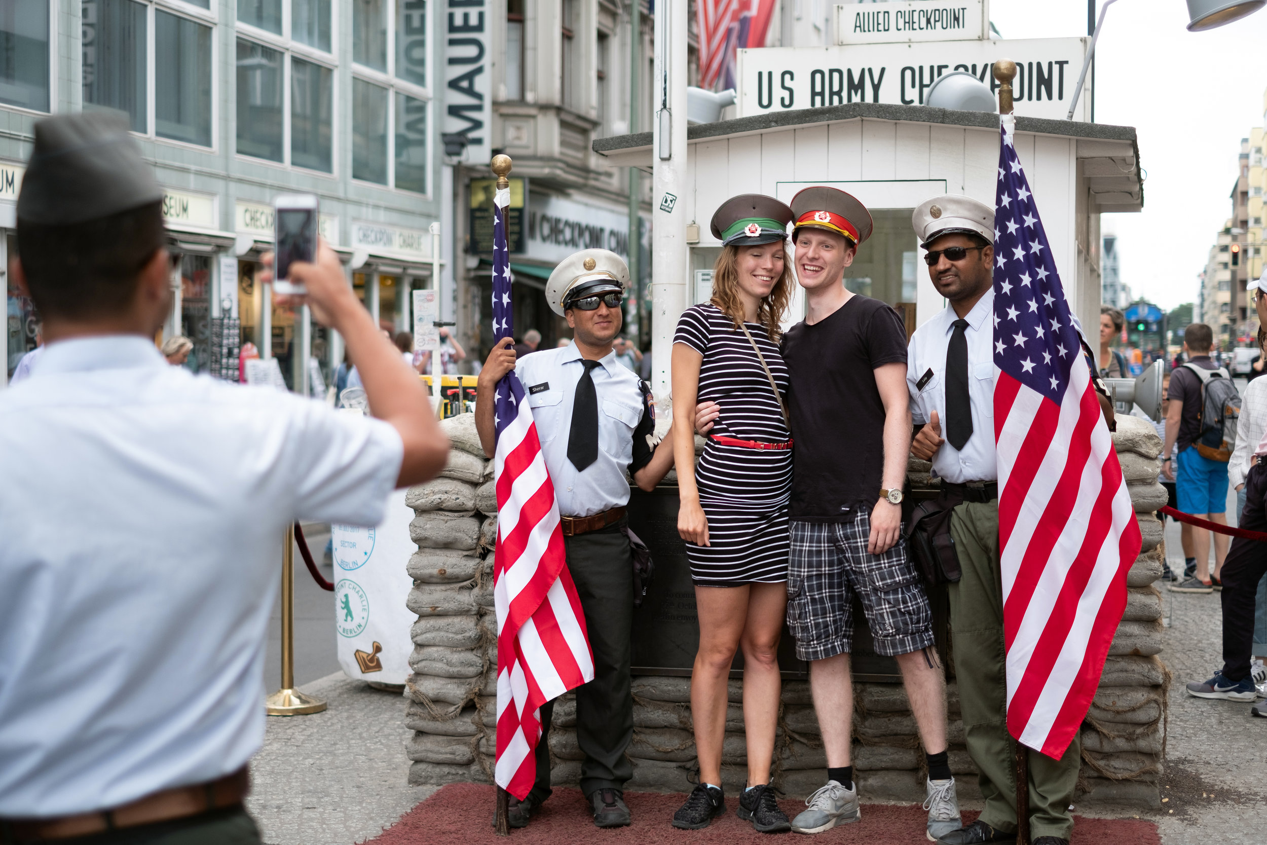 Check Point Charlie