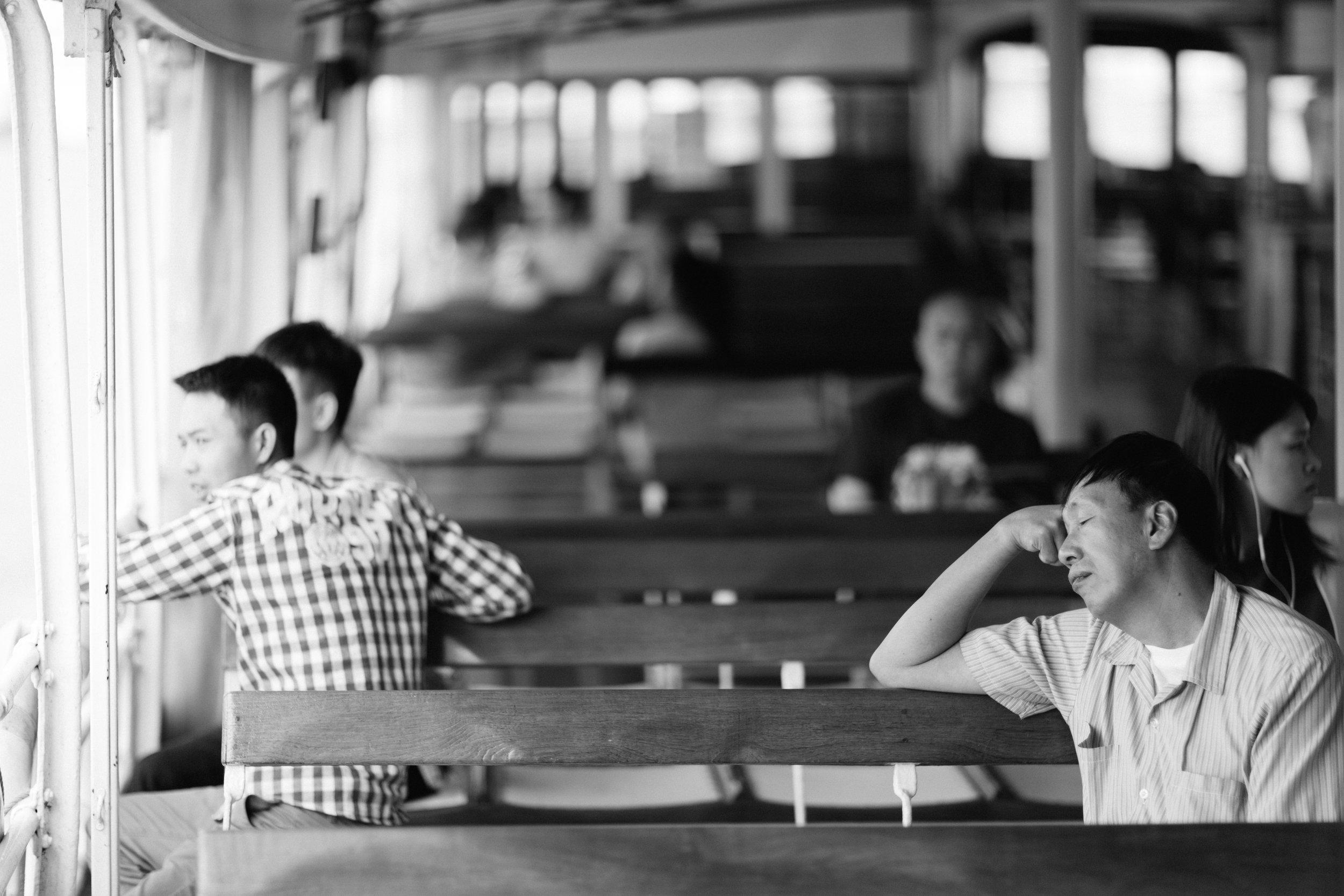Star Ferries, Hong Kong
