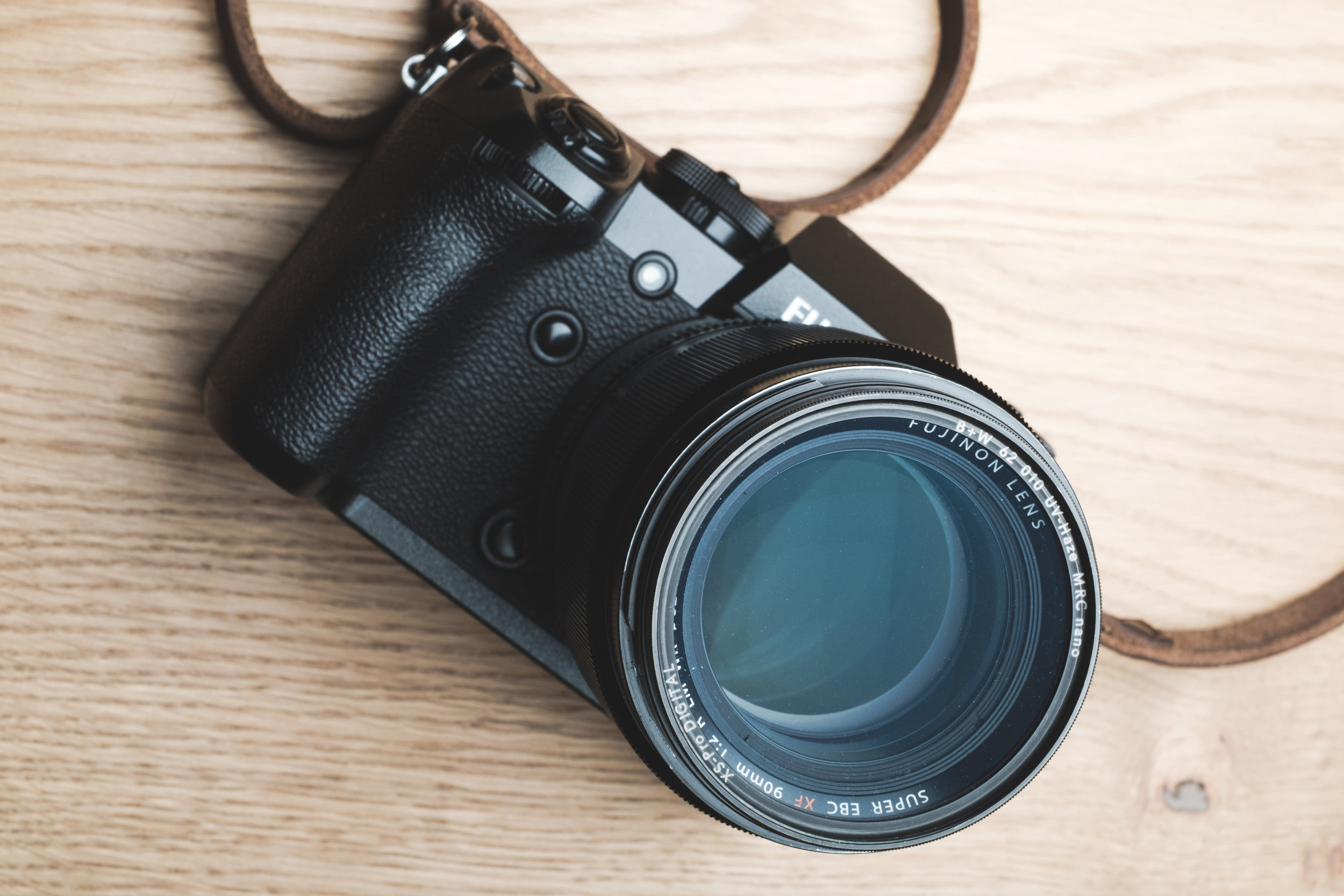 Fujifilm X-H1 with XF 90mm f/2 R LM WR