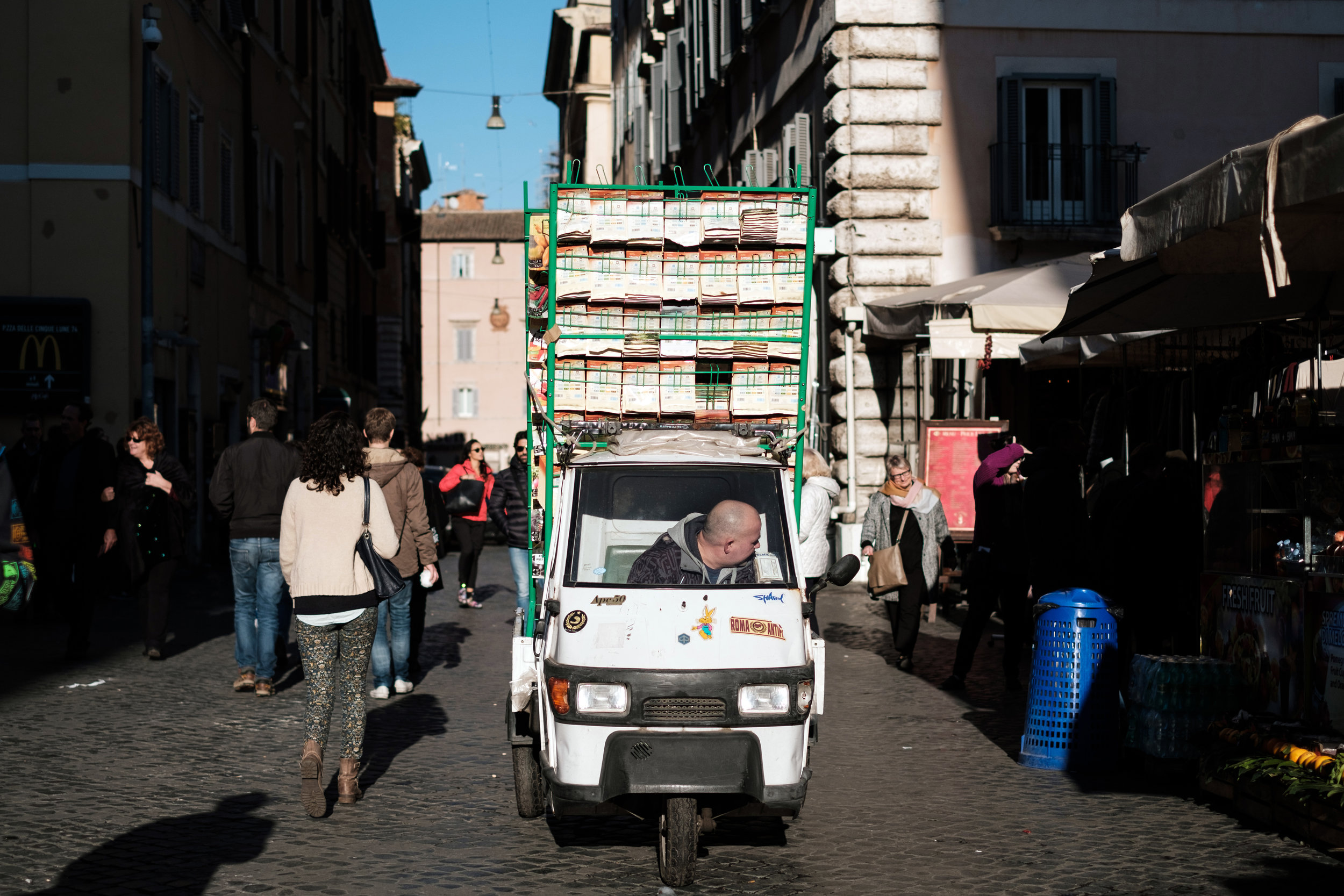 Rome,  Italy , X-Pro2, XF 35mm f/1.4 R @ f/2