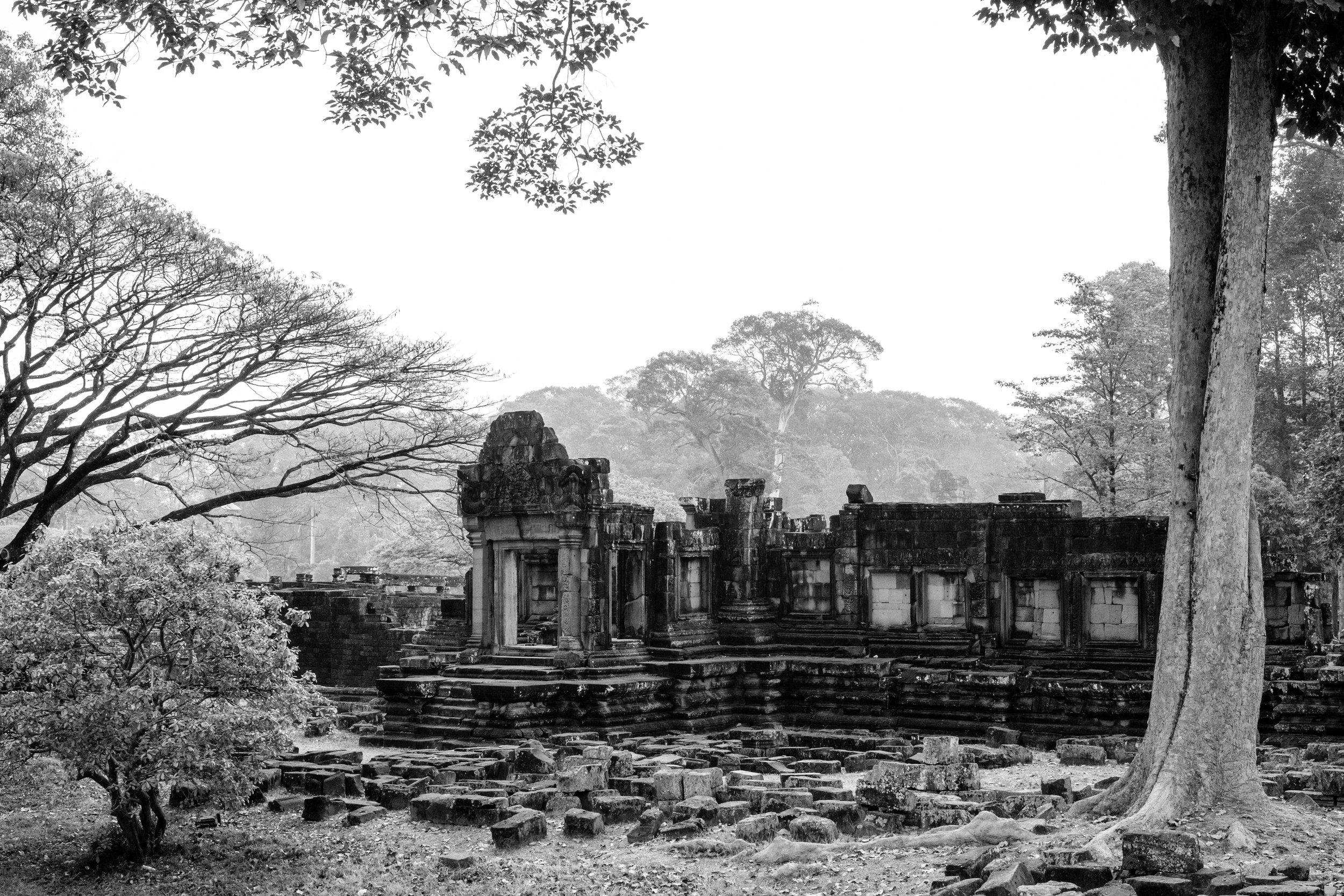 Angkor Wat ,  Cambodia , X-Pro2, XF 35mm f/1.4 R @ f/1.4