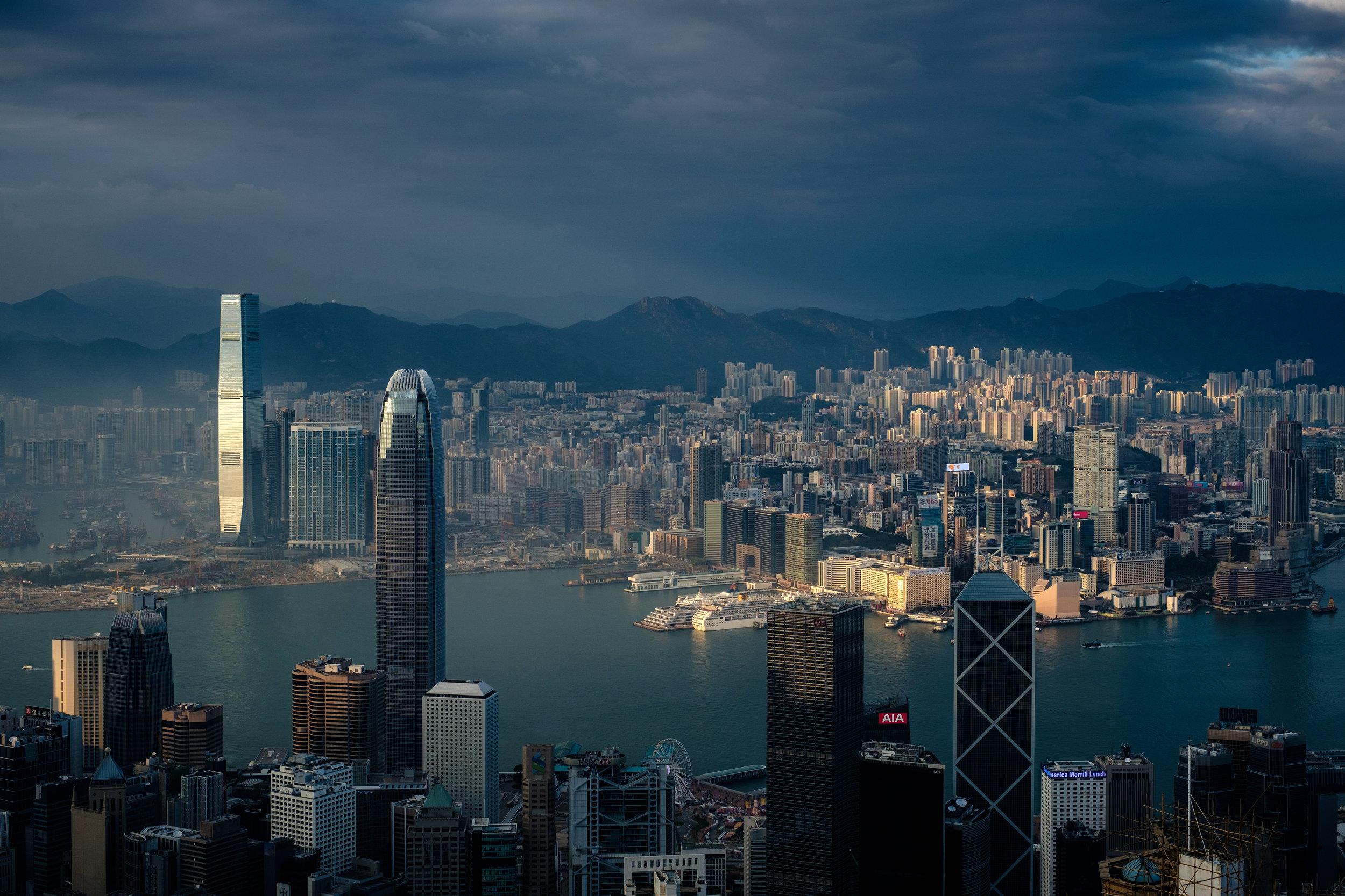 Hong Kong , X-Pro2, XF 35mm f/1.4 R @ f/5.6