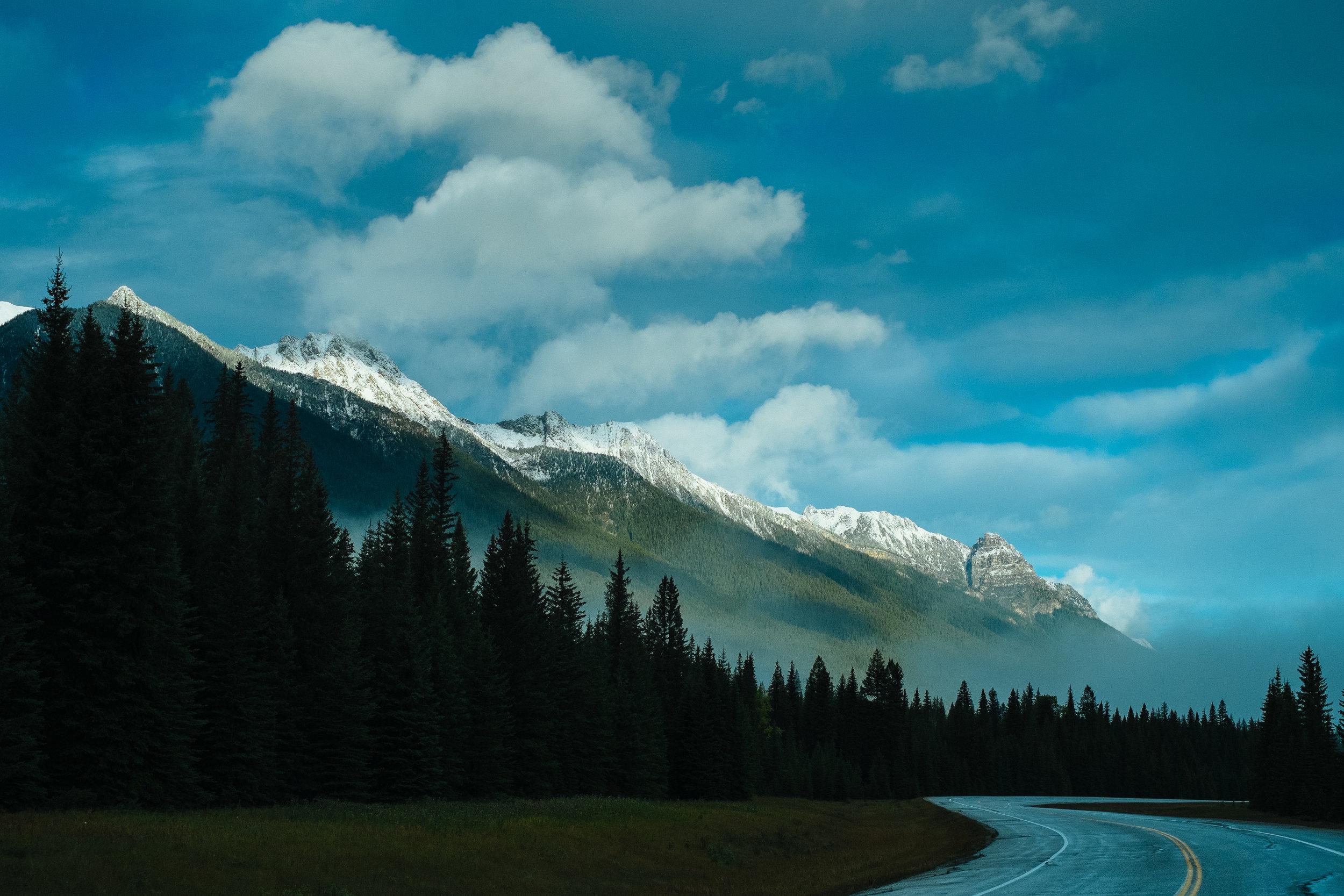 Rocky Mountains,  Canada , X-Pro1, XF 35mm f/1.4 R @ f/4