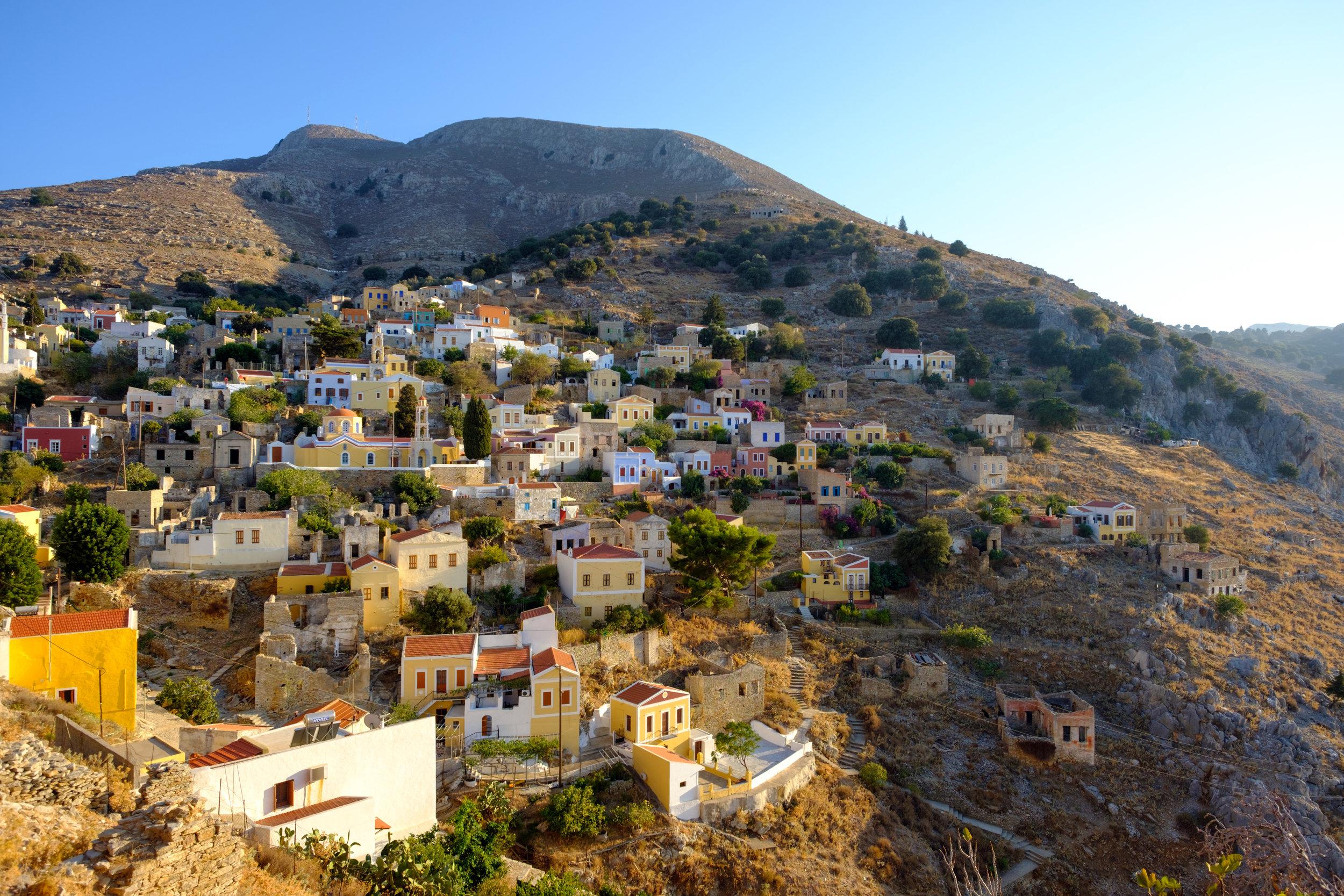 Symi , Greece, Fujifilm X-Pro2, XF 14mm f/2.8 R @ f/5.6