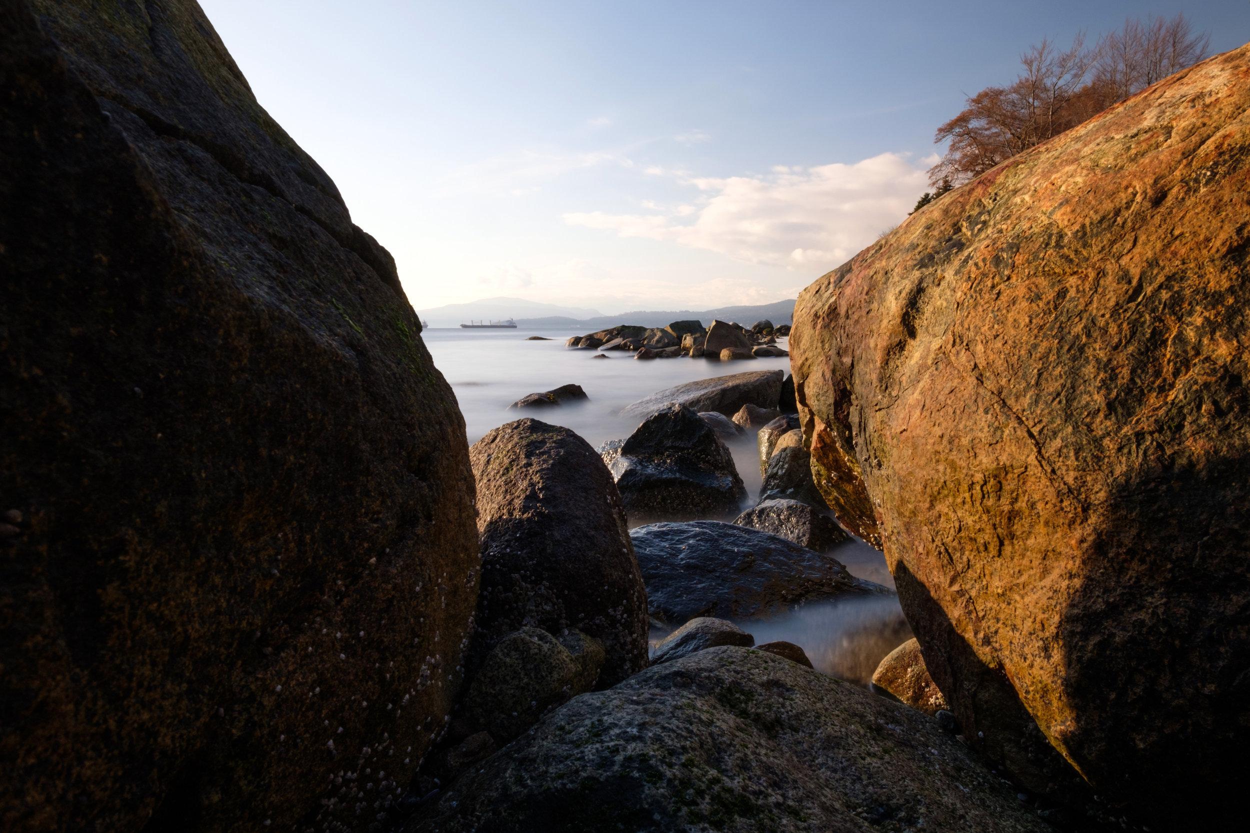 English Bay, Vancouver,  Canada , Fujifilm X-H1, XF 14mm f/2.8 R @ f/14