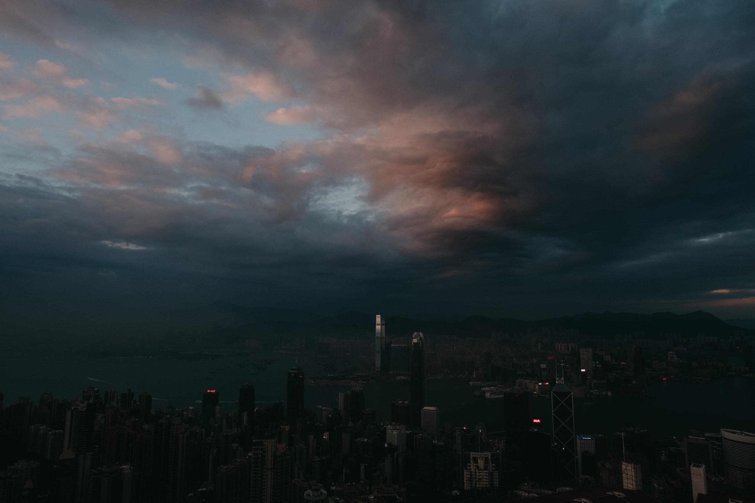 Hong Kong,  Fujifilm X-Pro2, XF 14mm f/2.8 R @ f/5.6