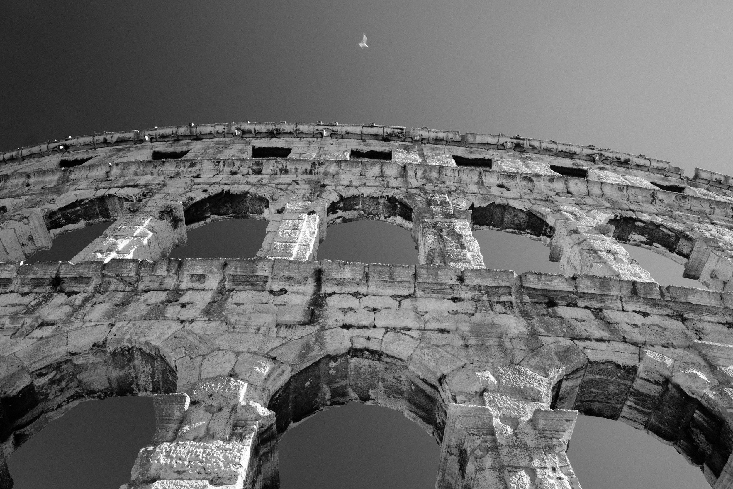 Pula,  Croatia , Fujifilm X-Pro2, XF 14mm f/2.8 R @ f/5.6