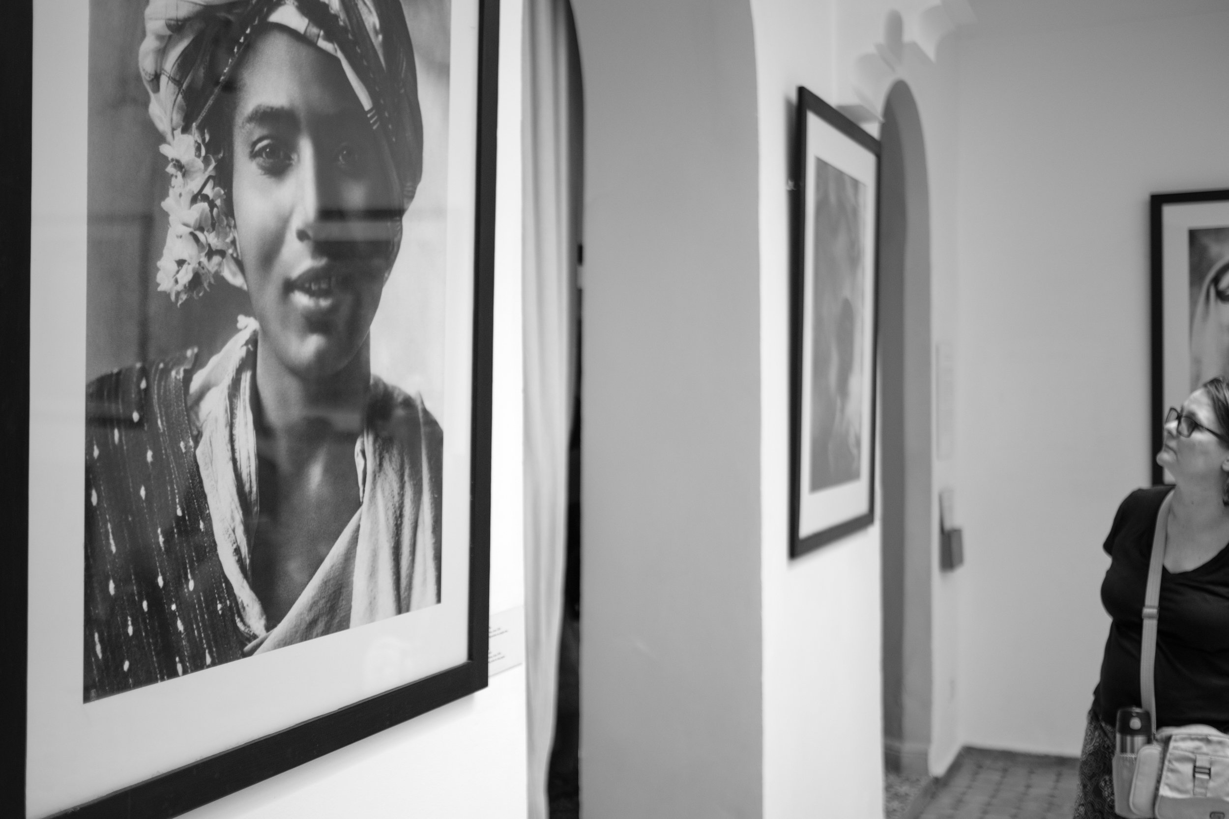 One of the highlight in Marrakech. A visit to Maison de la Photographie.
