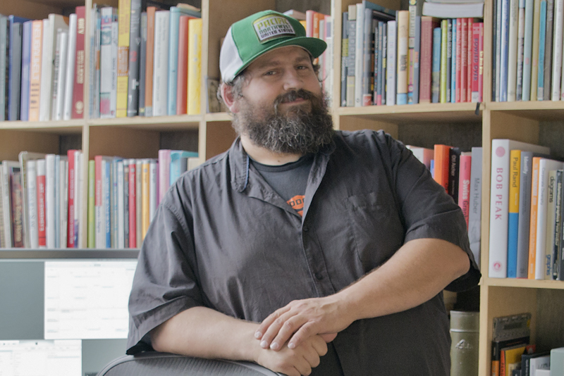 Aaron Draplin | Graphic Artist & Field Notes Co-founder
