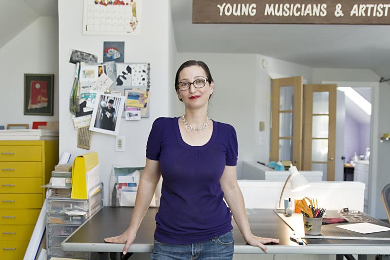 Tsilli Pines   Co-founder of Design Week Portland & CreativeMornings Portland