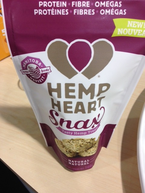 Hemp Hearts Snax