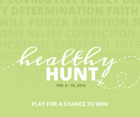 Sarah Stanley Healthy Hunt