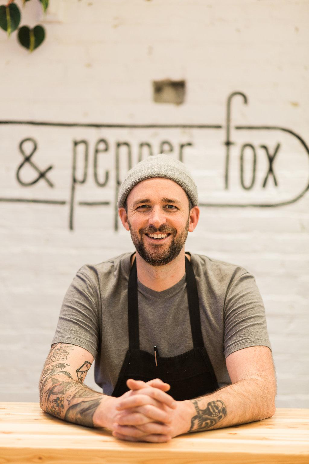 chef/owner Liam Quinn