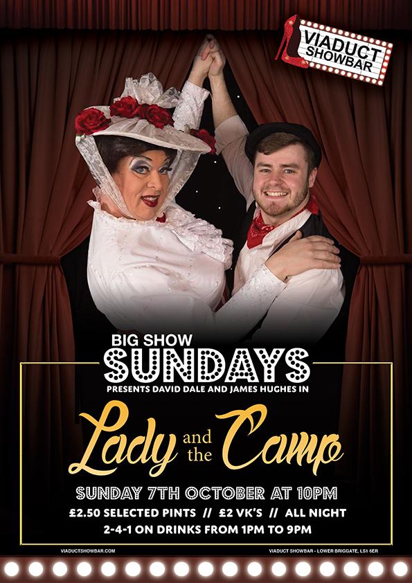 Big Show Sundays Lady and the Camp (RGB, A4, 72dpi).jpg