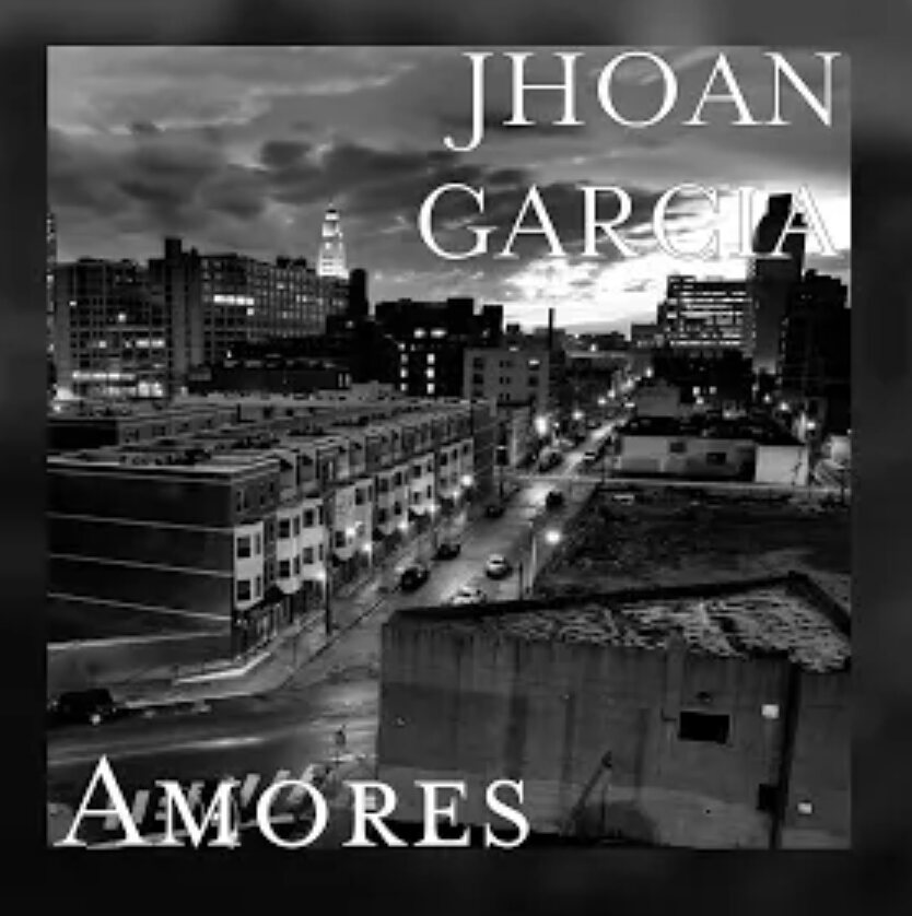 Jhoan Garcia - Amores  Producer-Recording-Mix