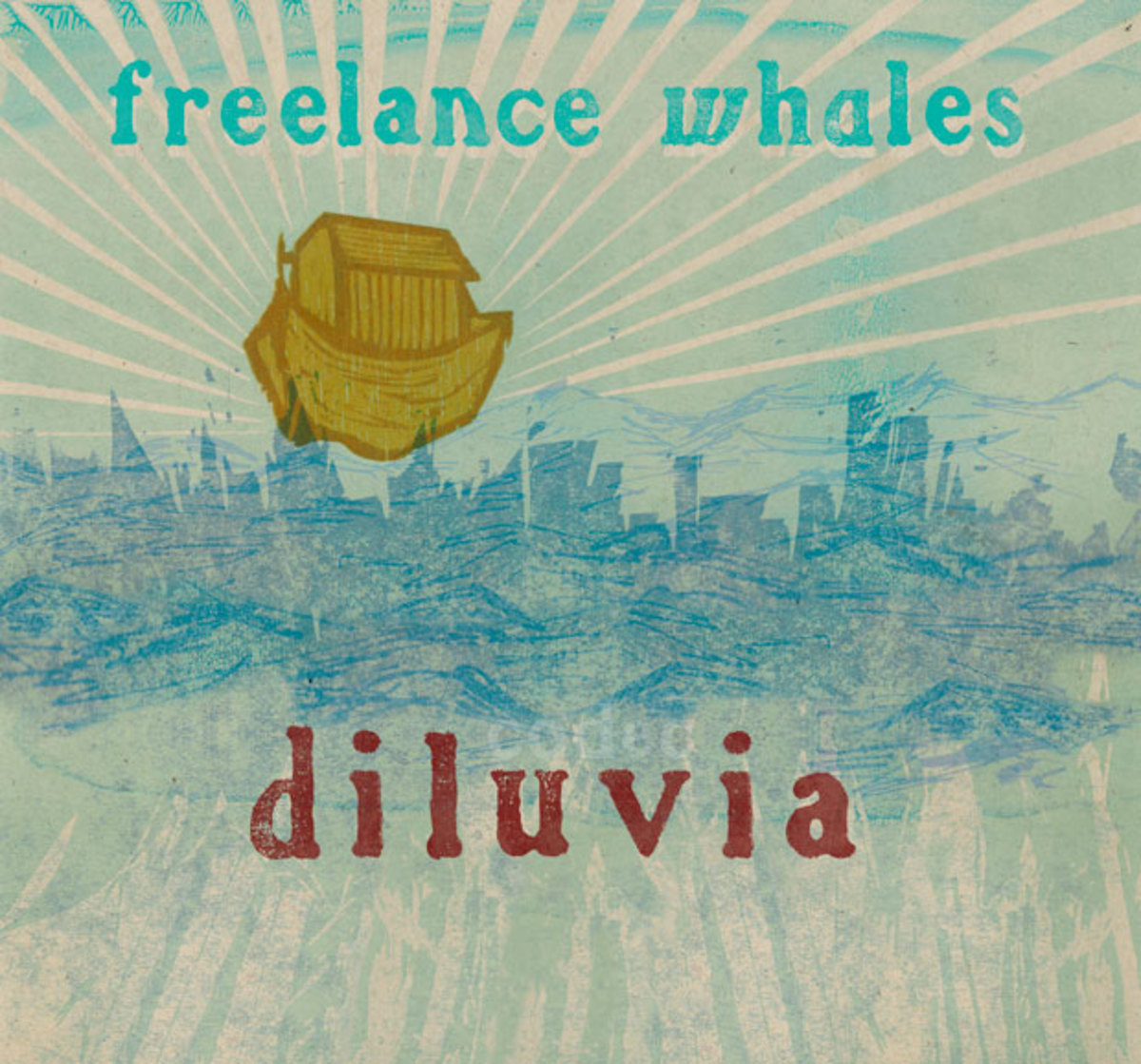 Freelance Whales - Diluvia  Songwriting - Multi Instrumentalist