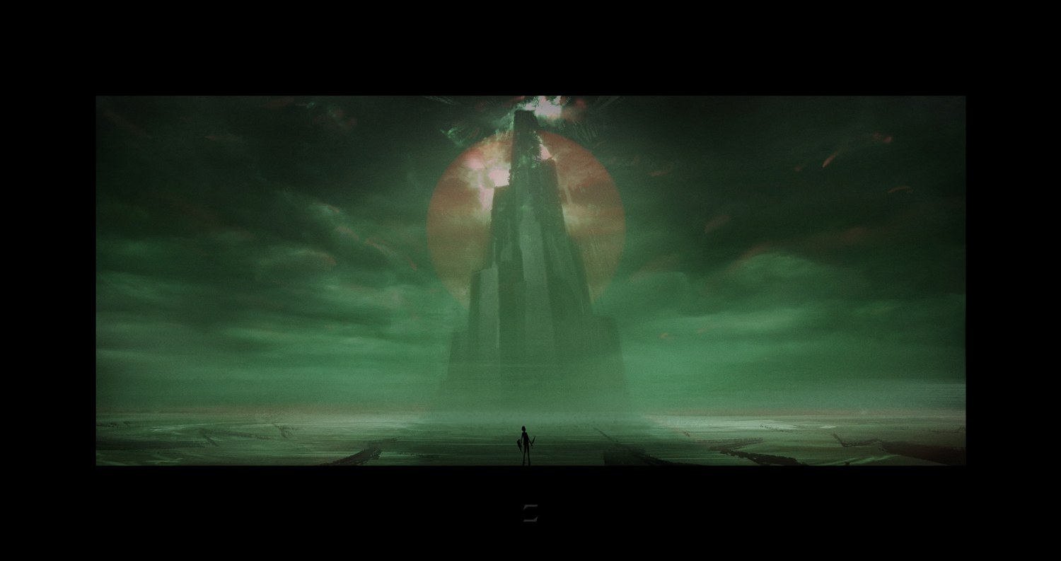 The Art of Jeremy Rumas_NYC_Concept Art__Concept Artist_Character Designer_Animation_Film_Digital Painting_Tower_Sunset_SquareBorder2_www_jeremyrumas_com.jpg