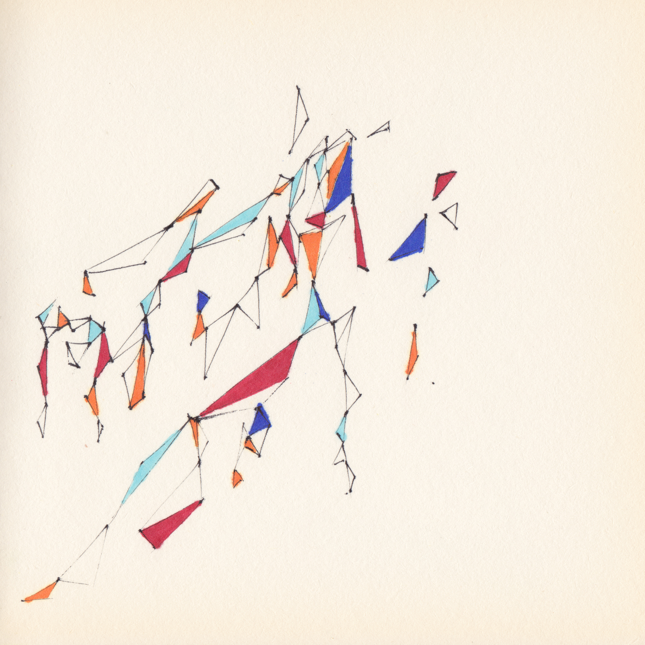JEREMY RUMAS ART + PEN and MARKER SKETCHES 09 + abstract futurism + modern art +www.jeremyrumas.com.jpeg