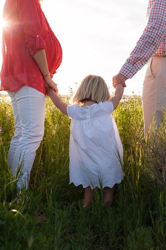 Hold my hand, Ventura family photography