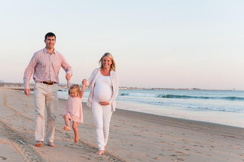 Soon to be family of 4, Ventura Pier