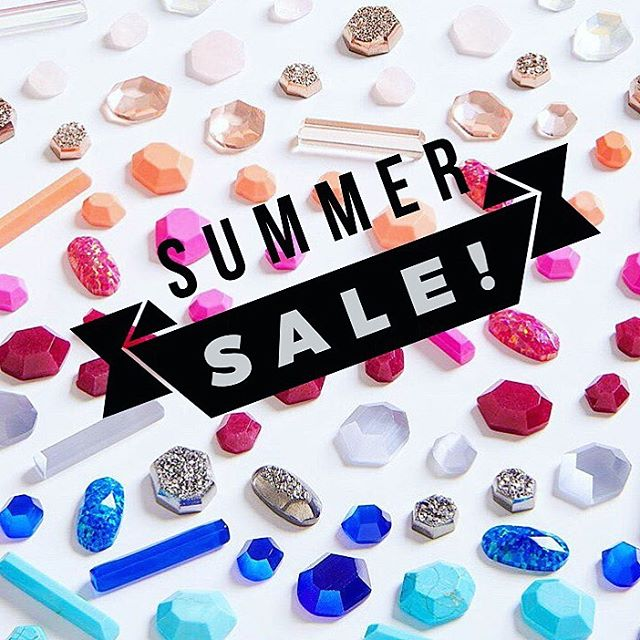 Our #Summer #SALE kicks off TOMORROW! The ENTIRE STORE is 50% off!😱 Tag your friends, spread the word & make plans to come see us!!!😘