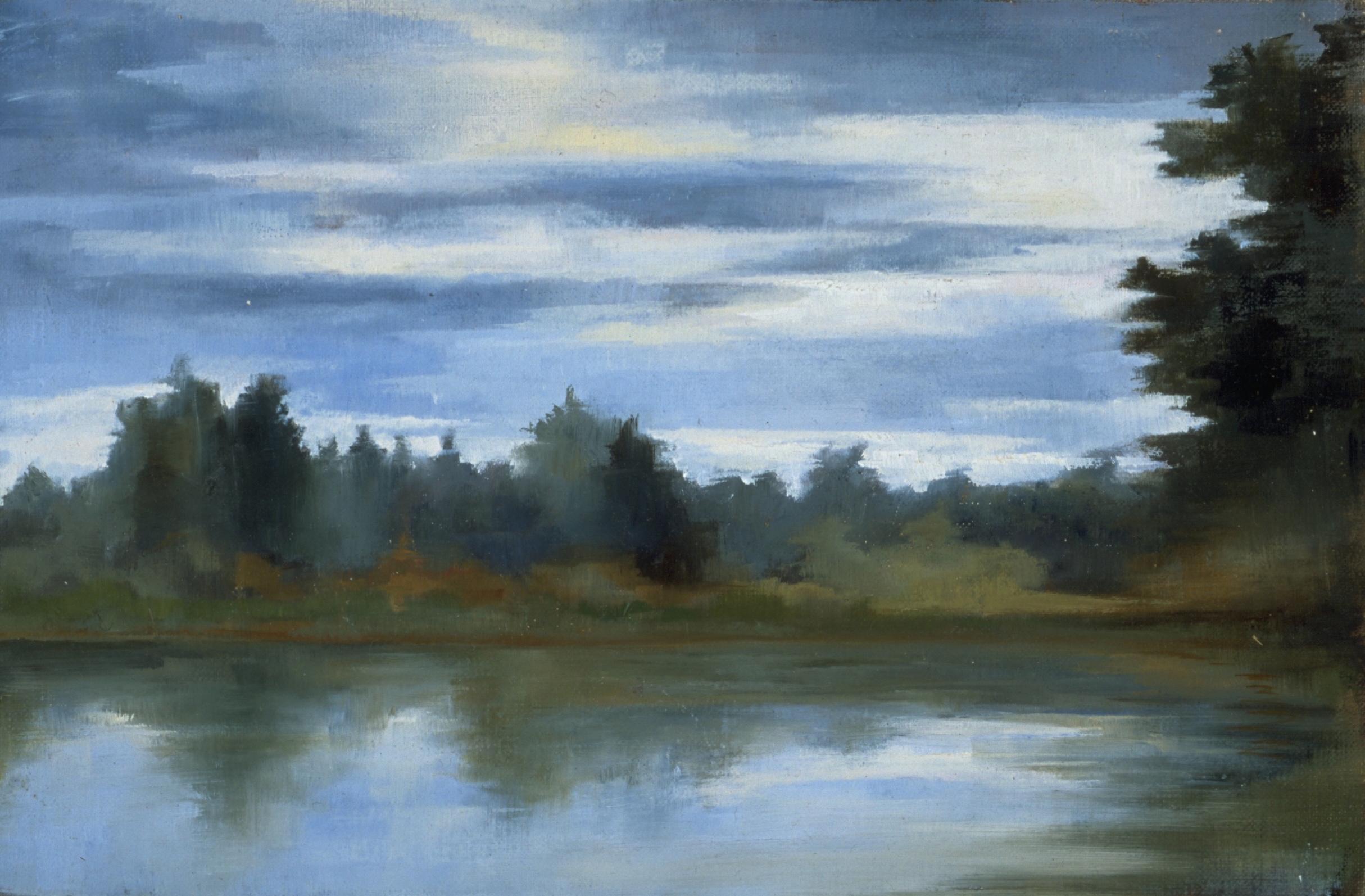 Lagoon, Ox Bow