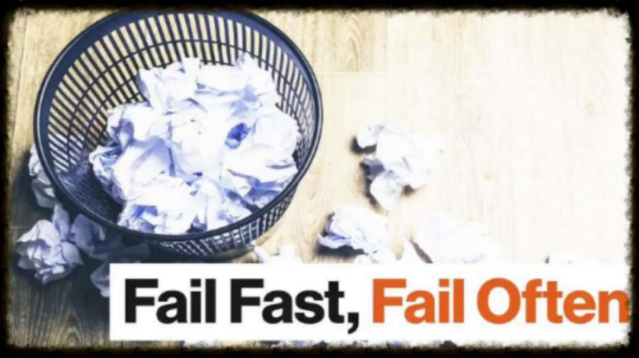 Photo Courtesy of http://bigthink.com/videos/steve-case-fail-fast-fail-often.