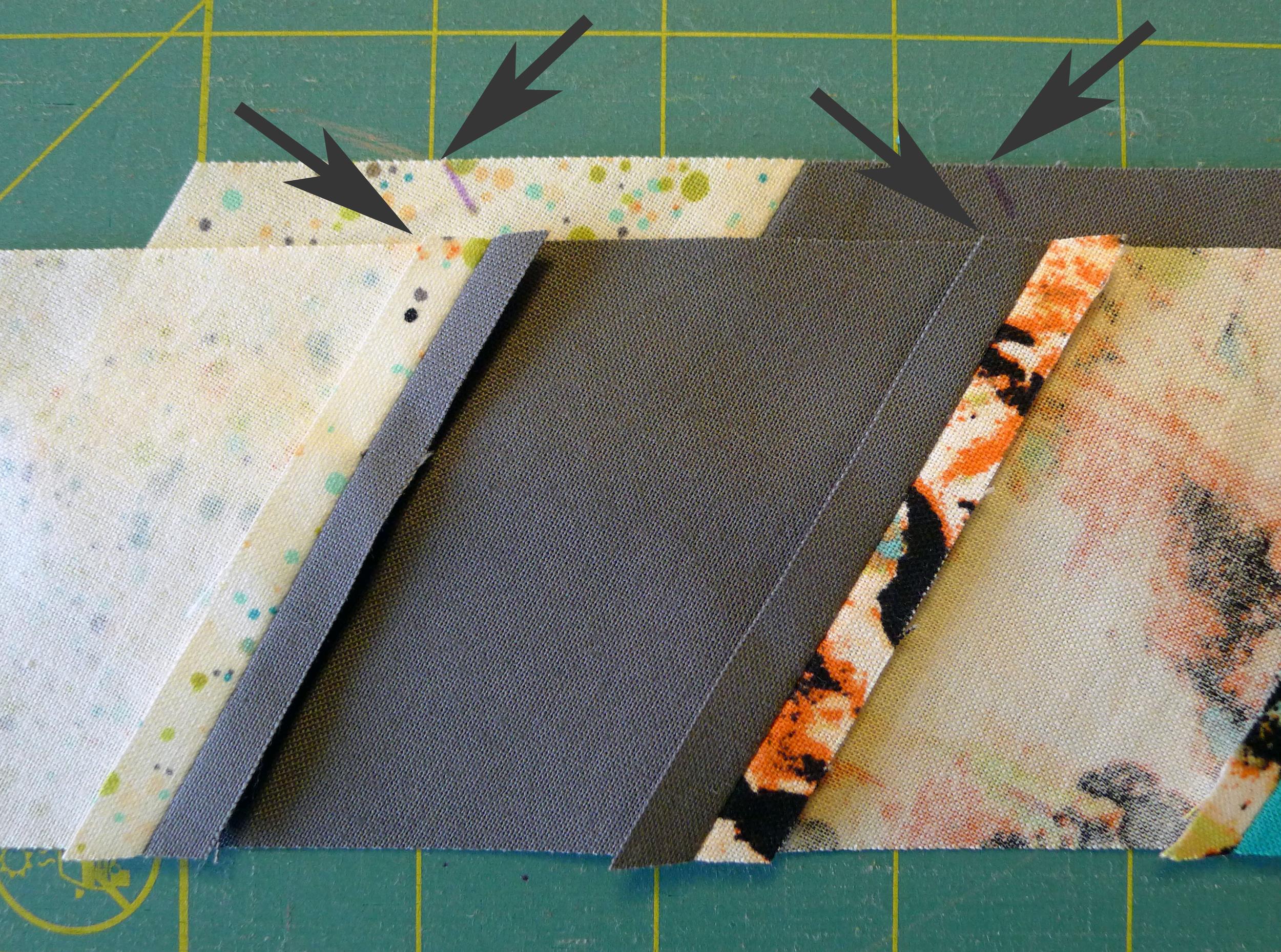 Making the Barn Bats block. ohfransson.com