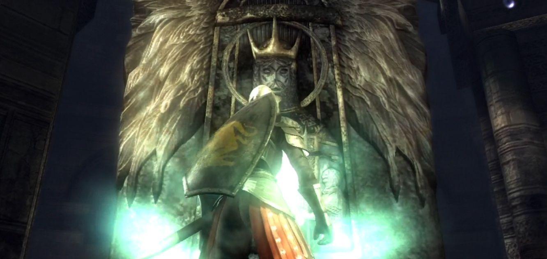 Demon's Souls level select pillars 1-1